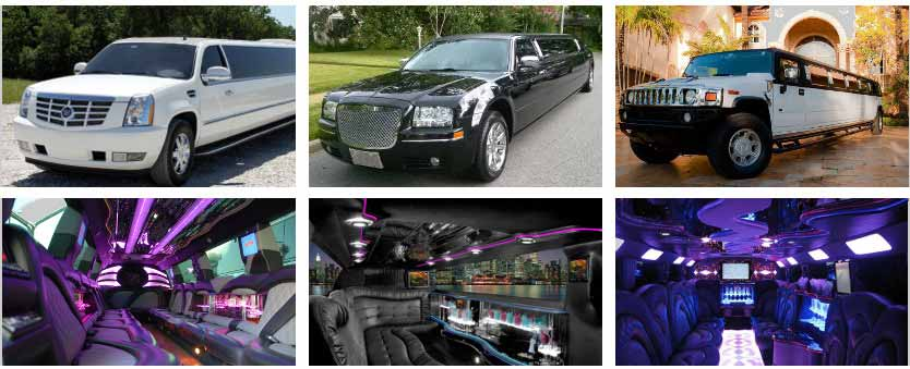 Prom Party Bus Rental Baltimore