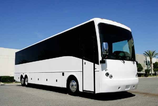 40 Passenger  party bus White Hall
