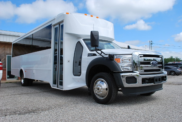 30 passenger bus rental Edgemere