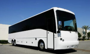 40 passenger charter bus rental Lochearn