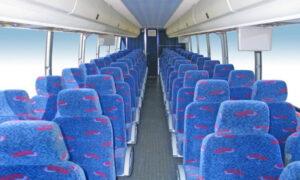 50 person charter bus rental Reisterstown