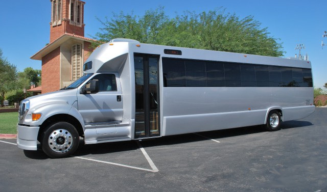 Baltimore 40 Person Shuttle Bus